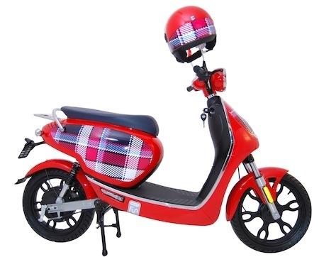 Scoot électrique : eeeeFUN c'est comme vous voulez