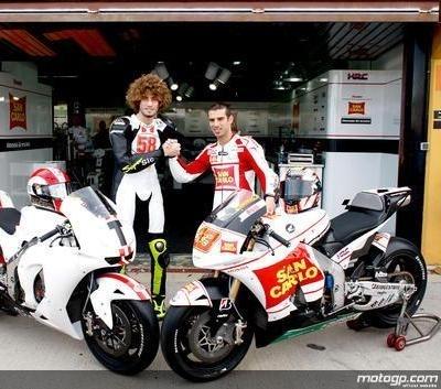 Moto GP - Honda: Marco Melandri compte bien prendre racine chez Gresini