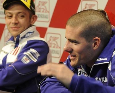 Moto GP - Yamaha: Rossi prend Spies très au sérieux