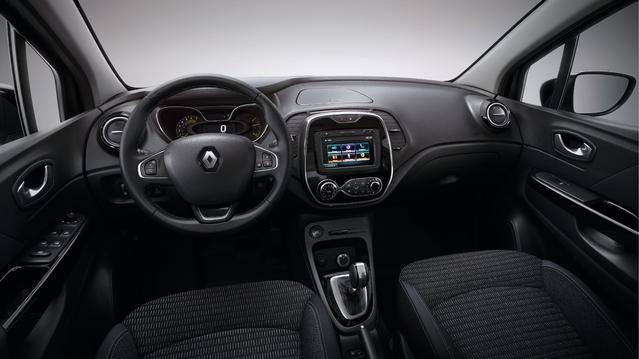 Renault dévoile le Kaptur