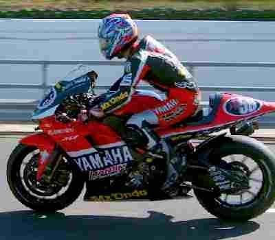 Moto GP: Nakano, bientôt centenaire