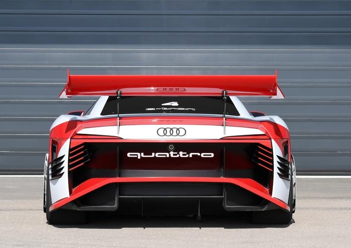 Audi dévoile le concept e-tron Vision Gran Turismo