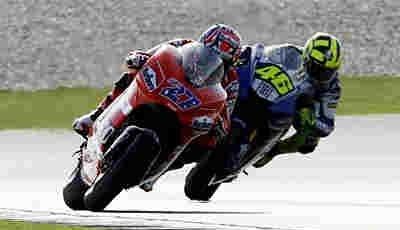 Moto GP: Les 4 circuits que craint Rossi