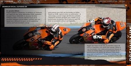 KTM: Flashback sur 2009.