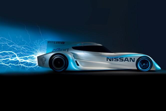 Nissan Zeod RC: la compétition électrique à 300 km/h