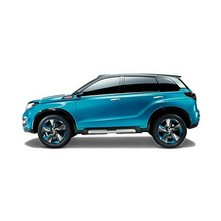 Salon de Paris 2014 - Suzuki Vitara, le come-back