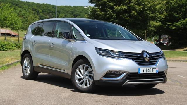 Le Renault Espace 5 arrive en occasion: le retour du Roi?