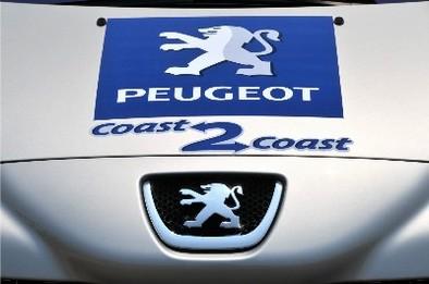 Peugeot 308 HDi: Un record et des arbres plantés...