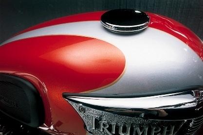 Triumph Bonneville T100 se fait une beauté