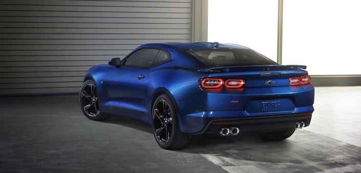 Chevrolet: un nouveau visage pour la Camaro