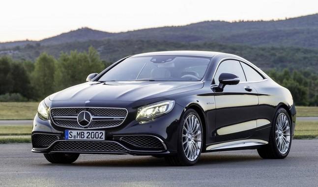 Salon de Paris 2014 - Mercedes Classe S65 AMG Coupé : nouvelle référence