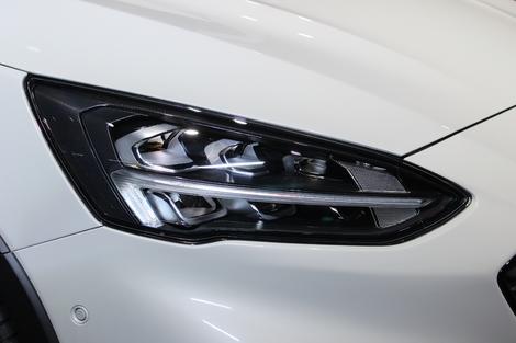 La nouvelle signature visuelle ressemble beaucoup à celle de chez Volvo.