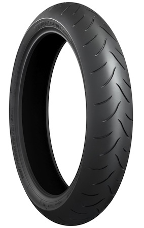 Bridgestone Battlax BT-016 Pro Hypersport... des pneus à l'ADN de Moto GP.