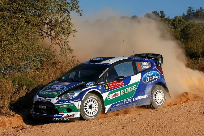 WRC Portugal Jour 3 : Hirvonen mène à sa main