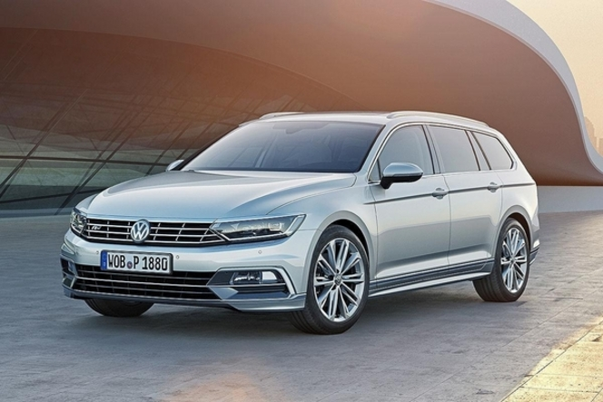 Salon de Paris 2014 - Volkswagen Passat SW : taxi de premier choix