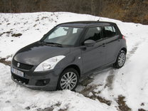 Essai - Suzuki Swift 4x4 : petite montagnarde douée