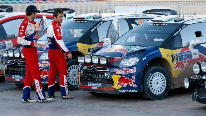 WRC Portugal SS1 : Hirvonen (Ford) mate les Citroën boys