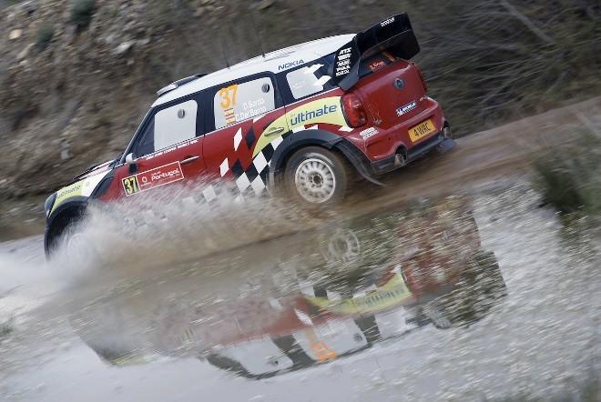 WRC Portugal : Première victoire pour Hirvonen nouveau leader au championnat
