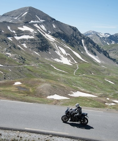 Road-book: l'Ubaye terre de motards