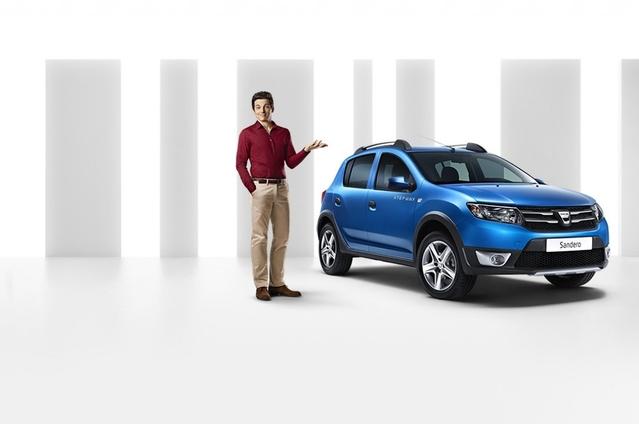 Seulement 810€ dépensés pour chaque voiture vendue: Dacia est le champion de France en matière de rendement publicitaire.
