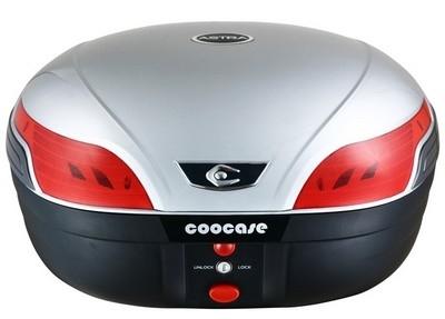 Top case Coocase: le modèle Astra.