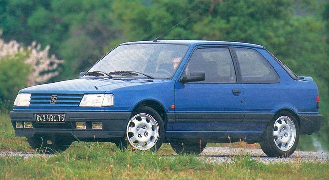 L'avis propriétaire du jour : nemesis45 nous parle de sa Peugeot 309 GTI 16