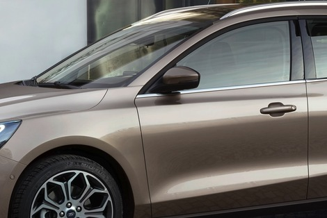 La Ford Focus