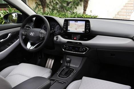 La Hyundai i30