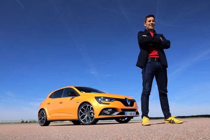 Les essais de Soheil Ayari - Renault Mégane RS : difficile succession