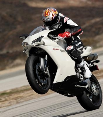 Superbike - France: Ducati lance un challenge 848 en Top Twin