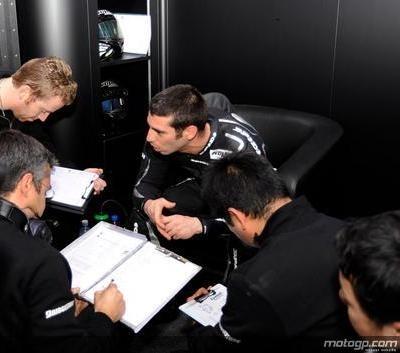 Moto GP - Hayate: Melandri fera la saison 2009