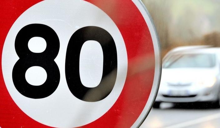 80km/h: 76 % des usagers sont contre