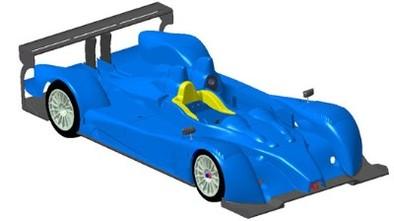 Formula Le Mans: C'est parti!