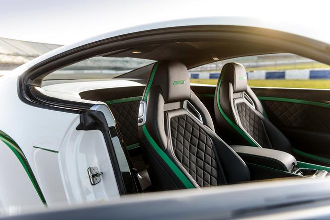 Salon de Paris 2014 – Bentley Continental GT3-R : musclée