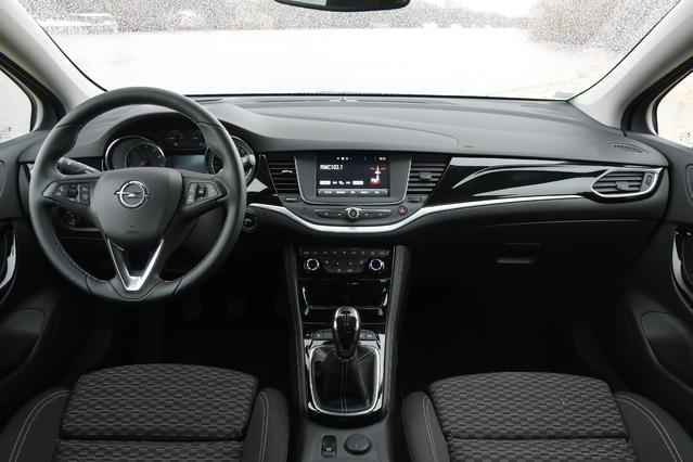 """Essai - Opel Astra 1,0 l Ecoflex 105 ch : le meilleur moteur de la """"Voiture de l'Année 2016"""" ?"""
