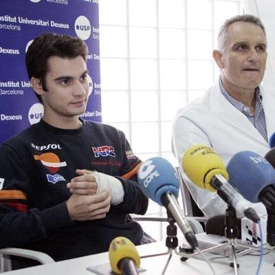 Moto GP - Pedrosa: Absence à Jerez confirmée, le début de saison au Qatar en question