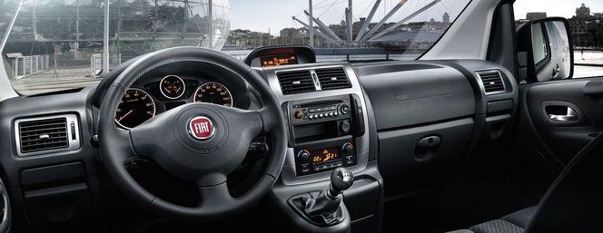 Le Fiat Scudo évolue légèrement sans modification de prix