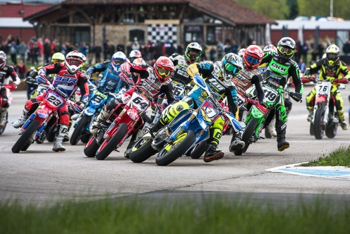 Championnat de France de Supermotard 2018: rendez-vous ce week-end