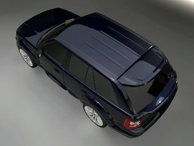Kahn Cosworth Sport 300: Présentation imminente