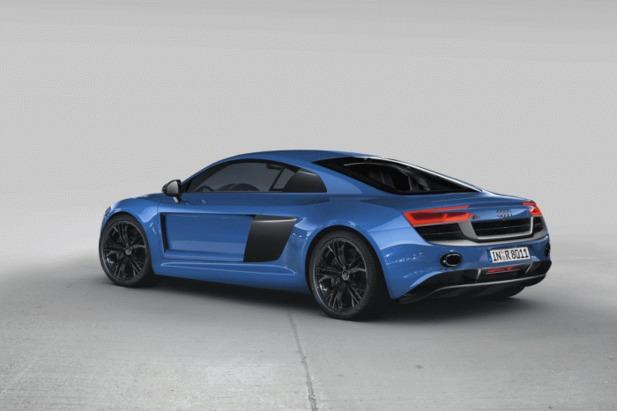 Future Audi R8: comme ça?