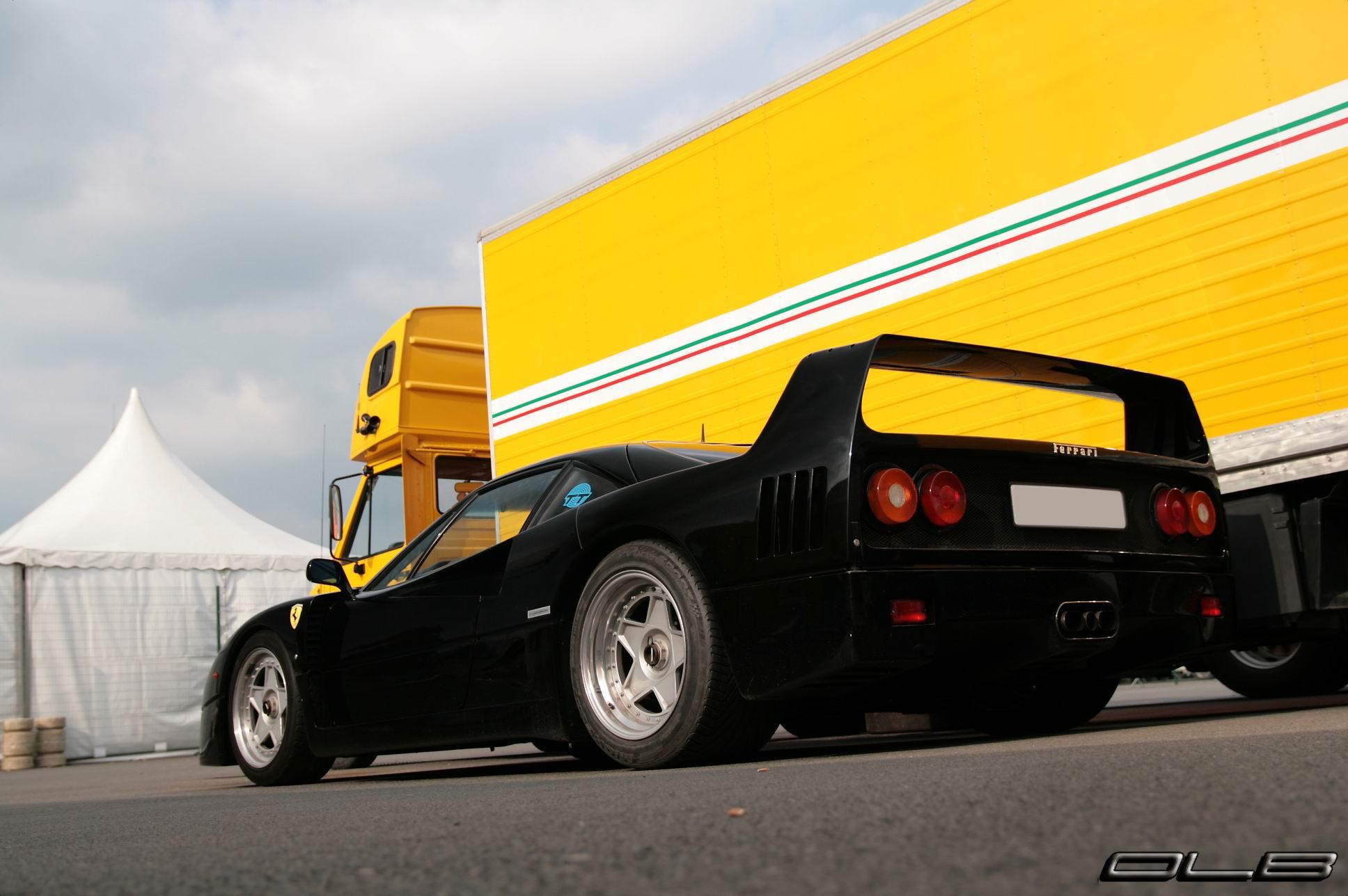 Photo Du Jour Ferrari F40