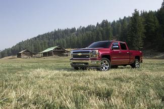 Nouveaux GMC Sierra et Chevrolet Silverado : le pickup toujours roi aux USA