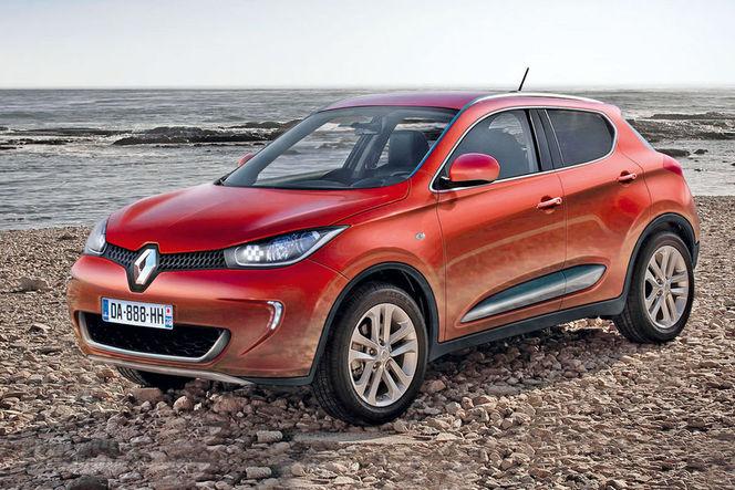 Le Juke de Renault : comme ça ?