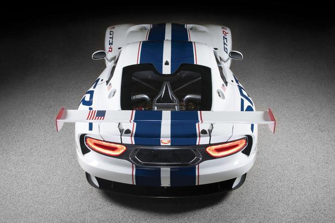 Nouvelle SRT Viper GT3-R