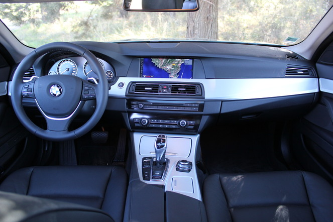 Essai vidéo - BMW Active Hybrid 5 : plaisir technologique