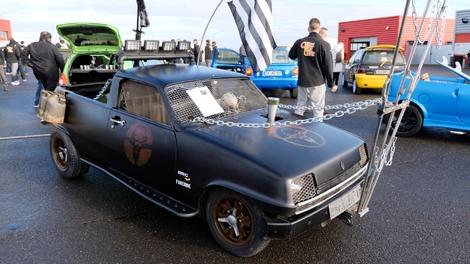 Deuxième place pour la Renault 5 Mad Max de Brest