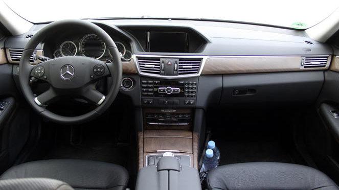 Essai - Mercedes E300 BlueTEC Hybrid : étape incontournable