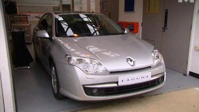 Nouvelle Renault Laguna. encore des photos