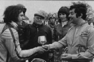 Disparition de Xavier Maugendre, premier importateur Kawasaki en France en 1968.