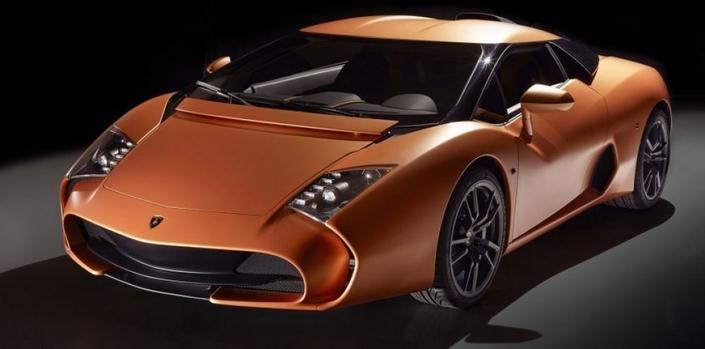 Une mystérieuse Lamborghini par Zagato pour le concours de la Villa d'Este